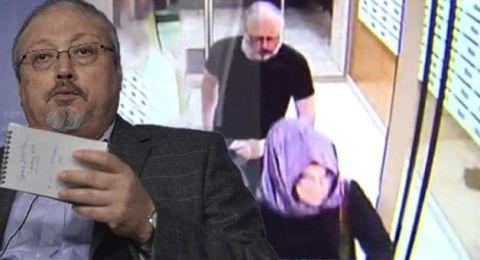 تسجيلات مصورة تنشر لأول مرة لـ خاشقجي قبل وفاته برفقة خطيبته خديجة