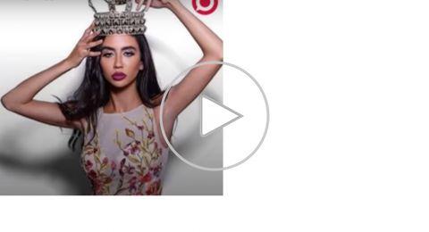 صورة تُجرد ملكة جمال لبنان من لقبها.. فهل هي تطبيع مع إسرائيل؟