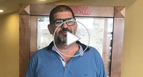 إيهاب دخان: دعوة لكل الأحزاب والمرشحين ان نحافظ على بعضنا البعض