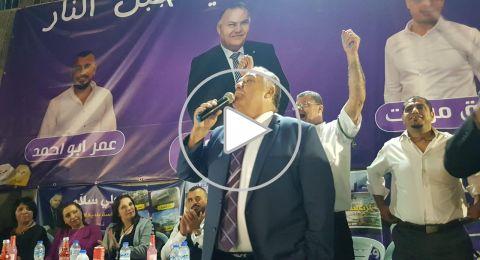 الناصرة: مهرجان ضخم بالحي الشرقي دعما