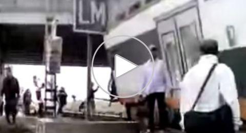 انحراف قطار في المغرب يوقع 10 قتلى وعشرات الجرحى
