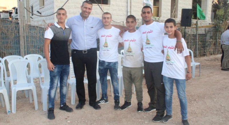 حفل تأسيس قاعة بيت الرحمة والتراحم في مراح الغزلان يافة الناصرة
