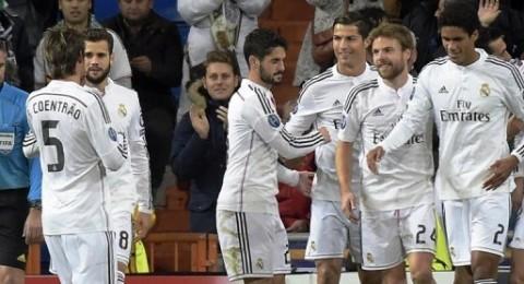 برباعية ملكية في الشباك المكسيكية ريال مدريد إلى نهائي كاس العالم للأندية