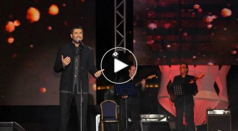 وائل كفوري - حفل دبي 2012