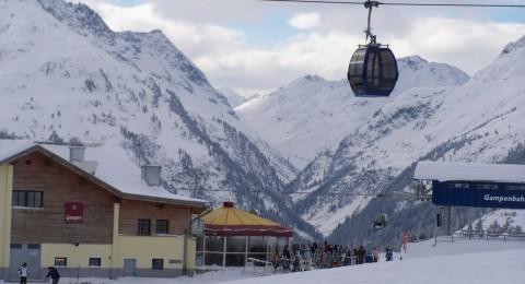 قرى نمساوية مناسبة لمحبي التزلج