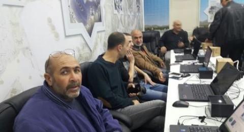 لجنة التنسيق العليا لشؤون الحج والعمرة لمسلمي 48 تعقد مؤتمرات مناطقيه للإداريين