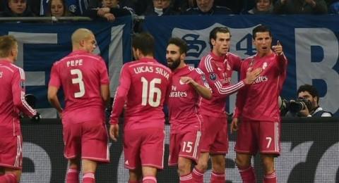 ريال مدريد يحسم جولة الذهاب بثنائية ويقترب من ربع النهائي