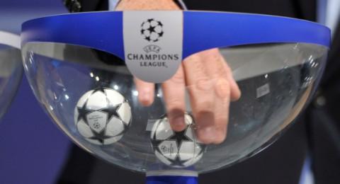 قرعة دوري الأبطال تسفر عن ديربي مدريد وبرشلونة ضد باريس