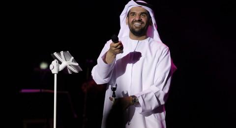 الجسمي يحيي حفلا رائعاً في البحرين