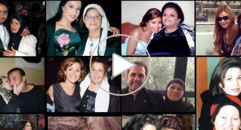 في عيد الأم… تعرف على أمهات أشهر الفنانين العرب