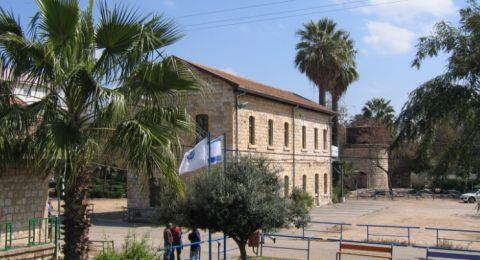 العفولة: محطة القطارات العثمانية تتحول الى مجمع سياحي تجاري