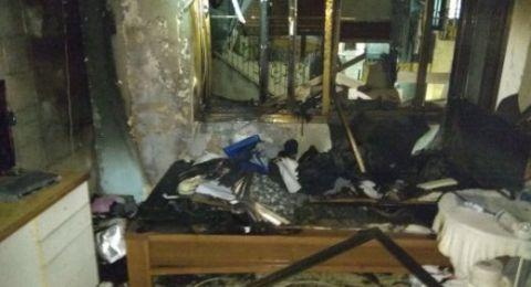 المزرعة: سلطة الاطفاء تسيطر على حريق داخل منزل