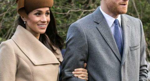 الشرطة البريطانية تستعد لزفاف هاري وماركل
