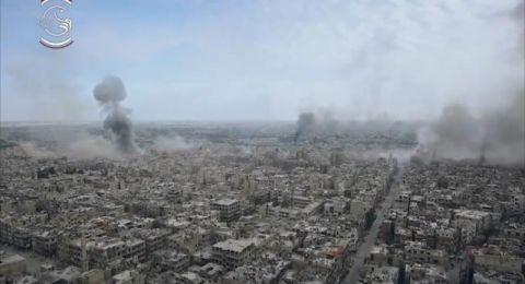 روسيا تتهم الاستخبارات البريطانية بفبركة فيديو الهجوم المزعوم في دوما