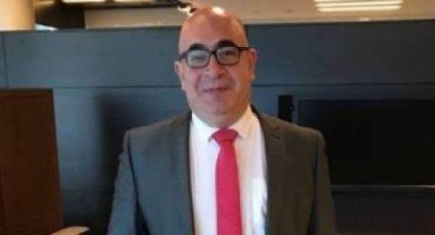 سفير اسرائيل لدى الاردن يصل