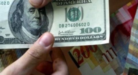 اسعار العملات: الدولار يرتفع قليلًا