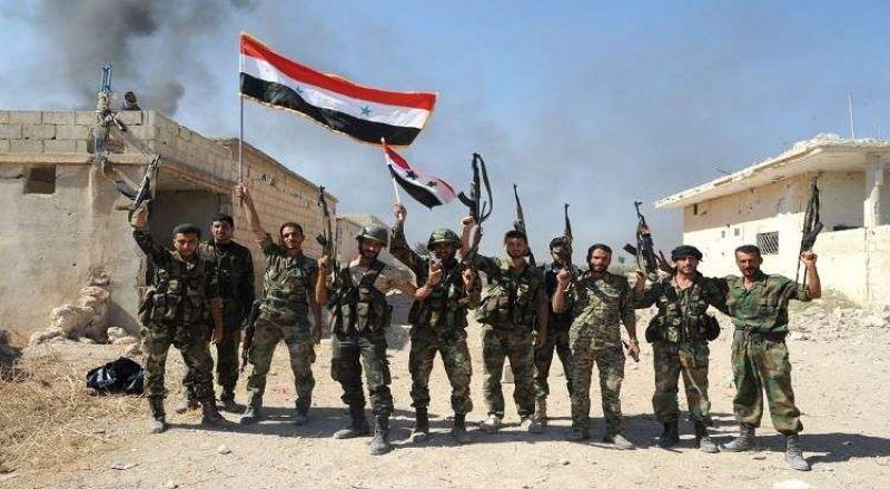 الجيش السوري يطلق عملية عسكرية واسعة في ريف حماة الغربي