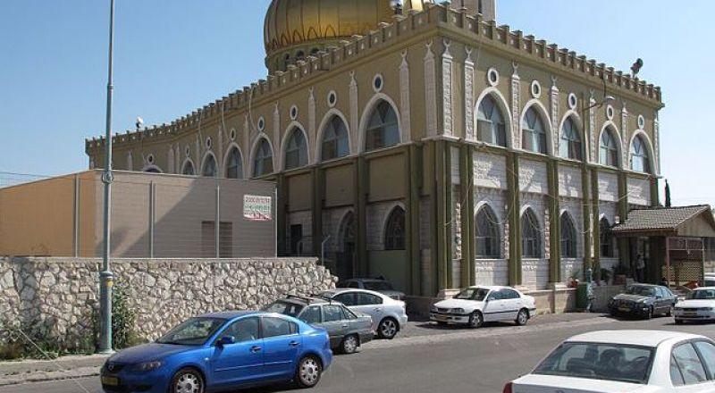 بلدية الناصرة تبحث في تبادل ارض محاذية لمسجد سعين وأخرى بالقفزة