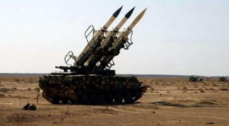 قيادي في القوات الرديفة: سوريا لم تتعرض لأي هجوم صاروخي اليوم