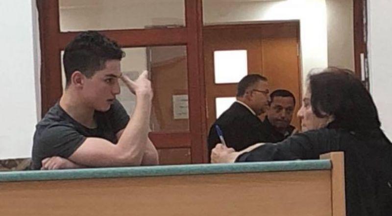نادي الأسير: الفتى شادي فراح مجدداً أمام محكمة الاحتلال