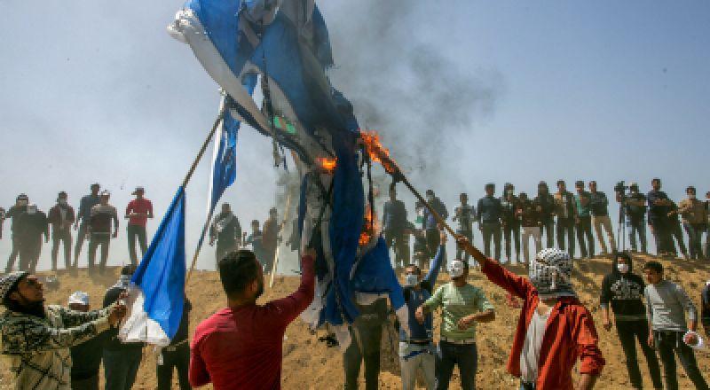 حماس لاسرائيل : ترقبوا ماذا سنفعل يوم 15 مايو المقبل
