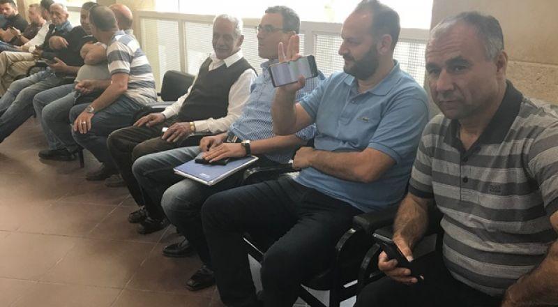 المحكمة تقترح جلسة مهنية تعقد الأسبوع القادم بين مختصين من سخنين ومسغاف للوصول الى اتفاق