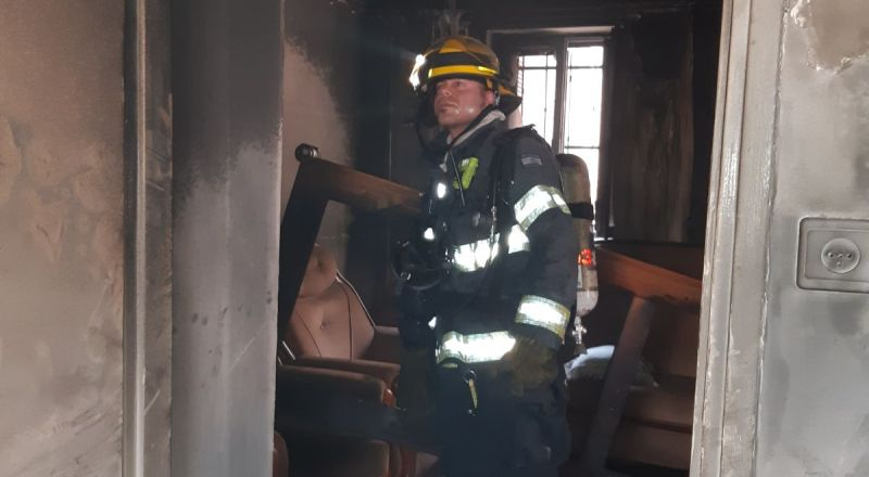 كفر ياسيف: نشوب حريق داخل شقة سكنية، وأنباء عن اصابة سيدتين
