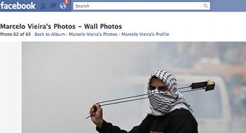 إغلاق صفحة مارسيلو على الفيسبوك بسبب دعمه لفلسطين