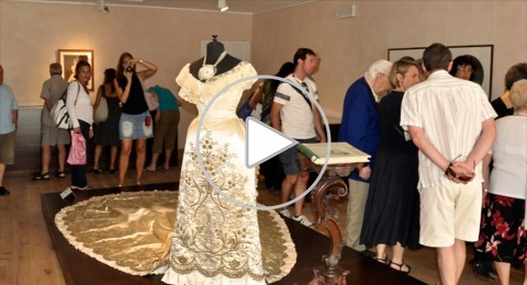 روسيا : متحف الدانتيل في فولوغدا