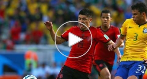 خيبة أمل للبرازيل امام المكسيك تنتهي بالتعادل السلبي