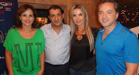 مروان خوري ضيف برنامج