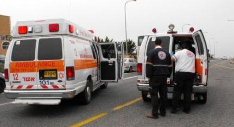 5 إصابات بينها بالغة بحادث مروع قرب بيسان