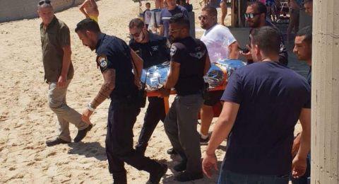 حاول انقاذ صديقه من الغرق، وفقدت اثاره: مصرع صالح عوايسي من الناصرة