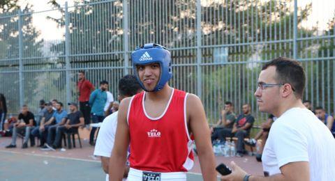 ام الفحم: نجاح واسع لبطولة الملاكمة القطريّة الاولى