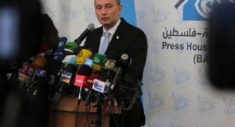 ملادينوف: غزة على بعد خطوة من جولة تصعيد جديدة إن لم يتراجع الجميع