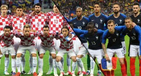 فرنسا تقسو على كرواتيا وتحقق لقب كأس العالم للمرة الثانية في تاريخها