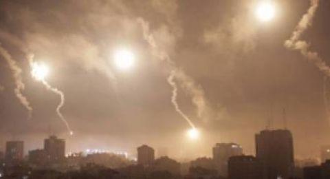 الرئيس يجري اتصالات عاجلة لوقف التصعيد على غزة