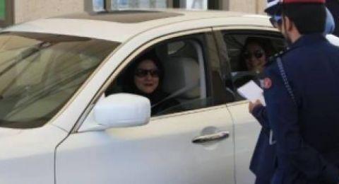 السعودية تجهز مقرات خاصة لمخالفة النساء مروريا
