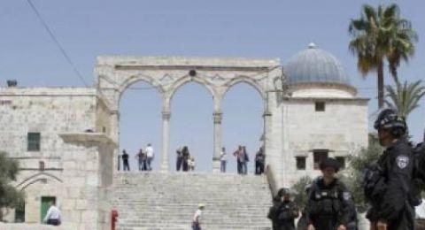 دعوات للنفير العام لاجل المسجد الأقصى والرباط فيه