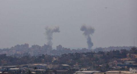 قصف إسرائيلي يستهدف مرصدين للمقاومة شمال القطاع