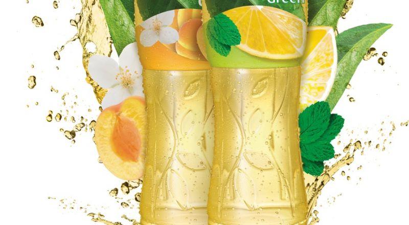 Fuze-tea تطلق مجموعة مشروبات: مزيج من الاطعمة الجديدة Fuze-tea Green
