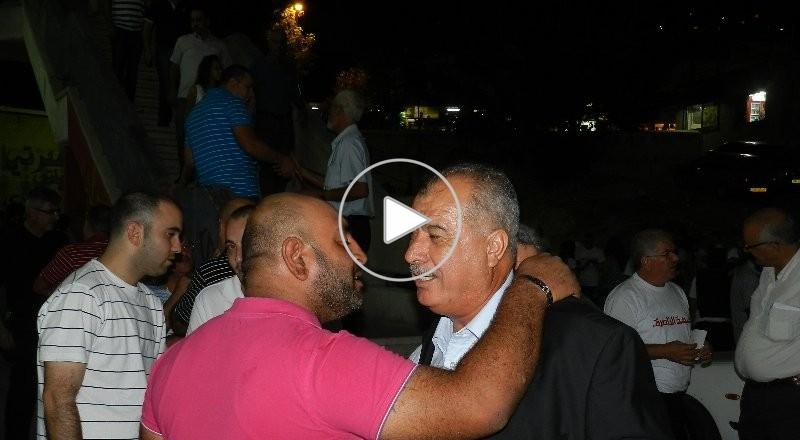الناصرة: احتفال الجبهة بمهرجان الانتخابات وسط أجواء حماسية