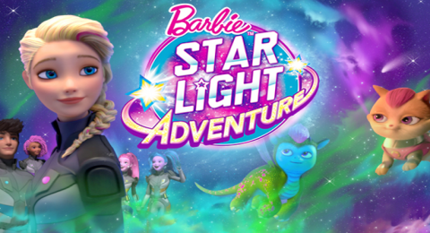 Barbie Star Light Adventure مدبلج