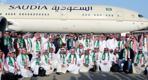 العراق يستقبل أكبر وفد سعودي بعد انقطاع دام 27 عاما