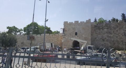 المقدسيون : نصب اجهزة تنصت في القدس لن تجلب الامن والاسقرار