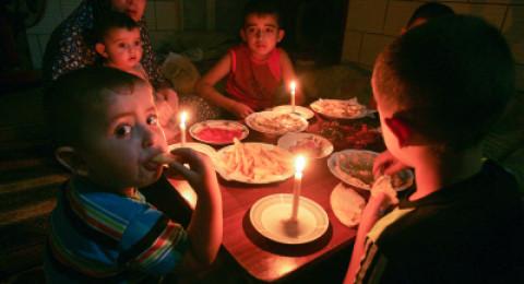 اسرائيل  بصدد اتخاذ قرار اليوم الاثنين، يقضي بإرجاع الكهرباء إلى قطاع غزة