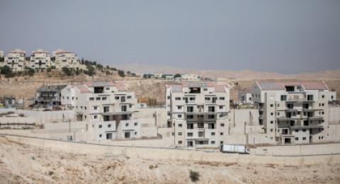القدس: البدء بأعمال بناء 1600 وحدة استيطانية