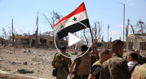 القريتين تحت سيطرة الجيش السوري وحلفائه