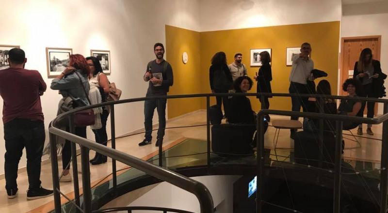 افتتاح معرض