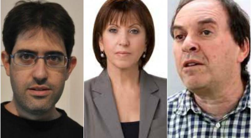 شتيرن وساجي يتحدثان عن استقالة زهافا جلئون..هل ستعتزل العمل السياسي!!